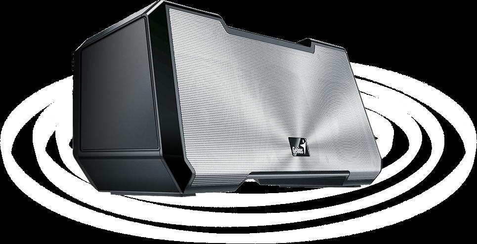 Genius MT-20 - theater-like bluetooth speaker with surround
