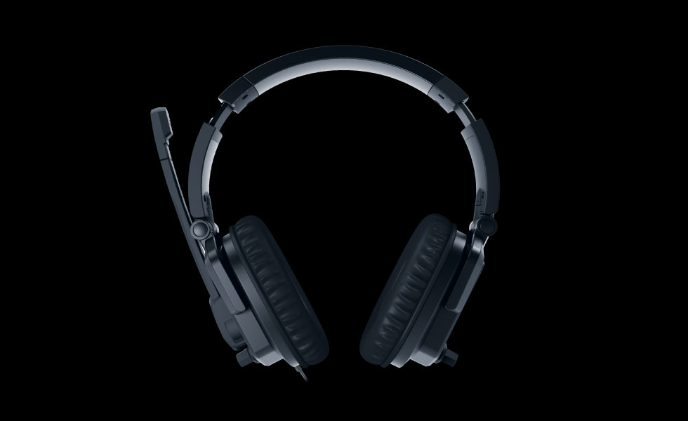 7def3d5767e Genius Lychas HS-G550 - 2 channel stereo gaming headset
