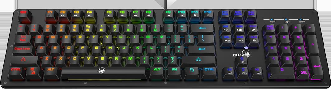 Image result for Keyboard-GENIUS-SCORPION-K10