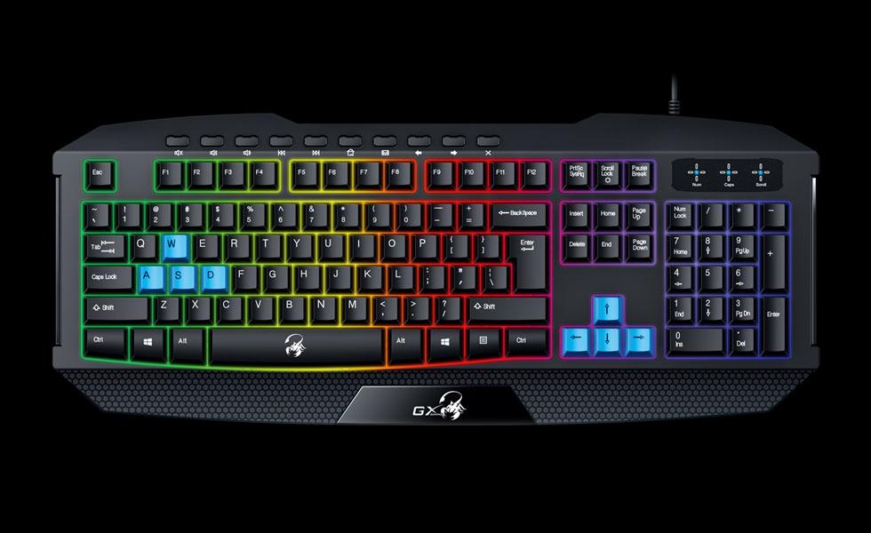 genius-gamingkeyboard-k215