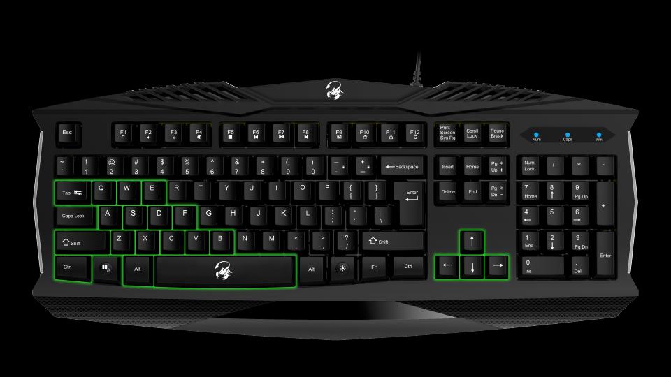genius-gamingkeyboard-k220