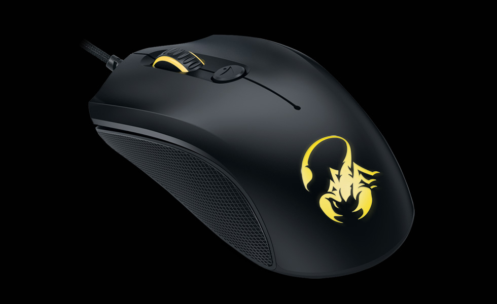 Genius M6 400 Wired Gaming Mouse With Dpi Switch