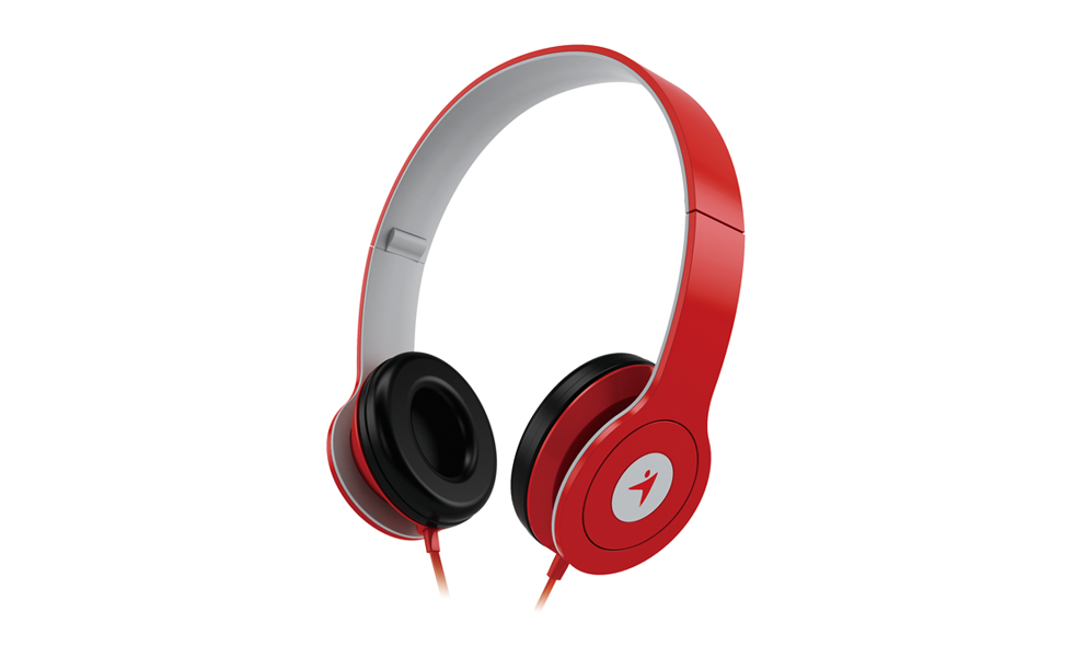 Image result for genius HS-M450 red