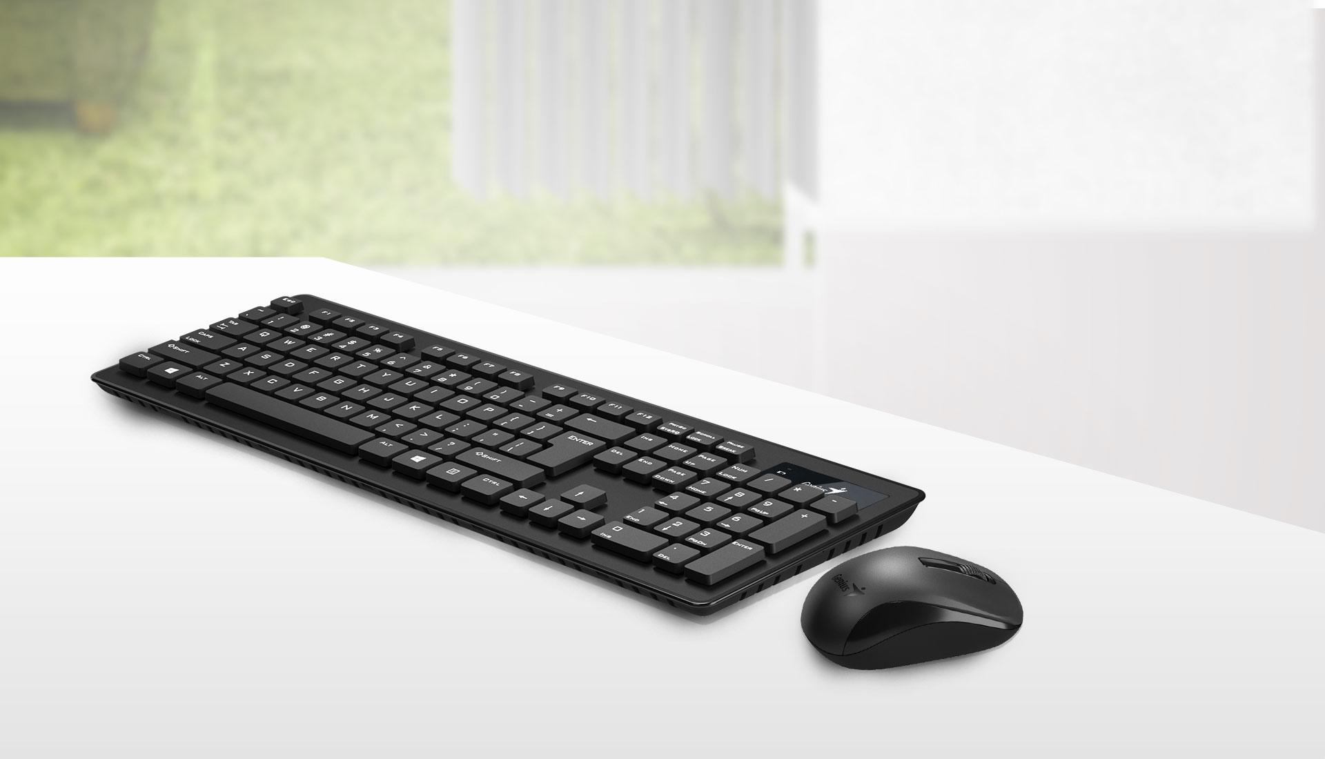 810f4478731 Genius SlimStar 8005 - wireless keyboard + mouse