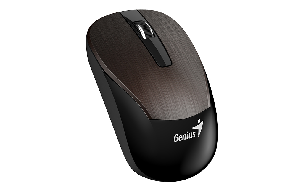 Mouse  Genius  RS,ECO-8015,Chocolate,Channel!