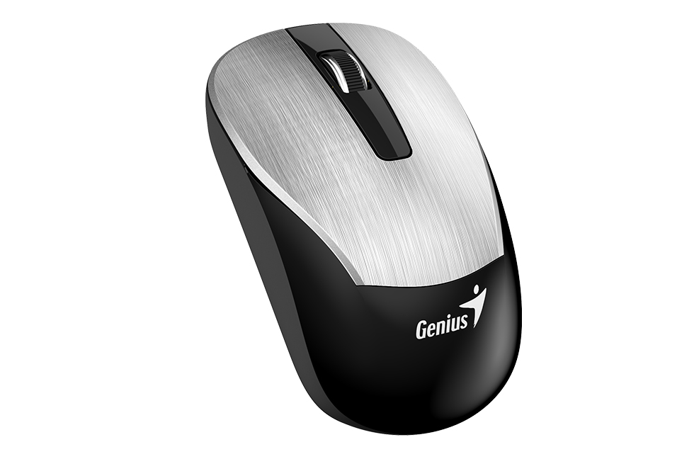 Mouse  Genius  RS,ECO-8015,Iron Gray,Channel!