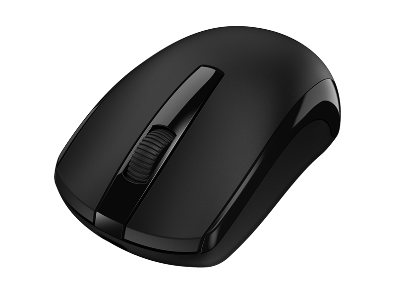Genius rechargeable wireless ECO mouse with multi color- ECO 8100