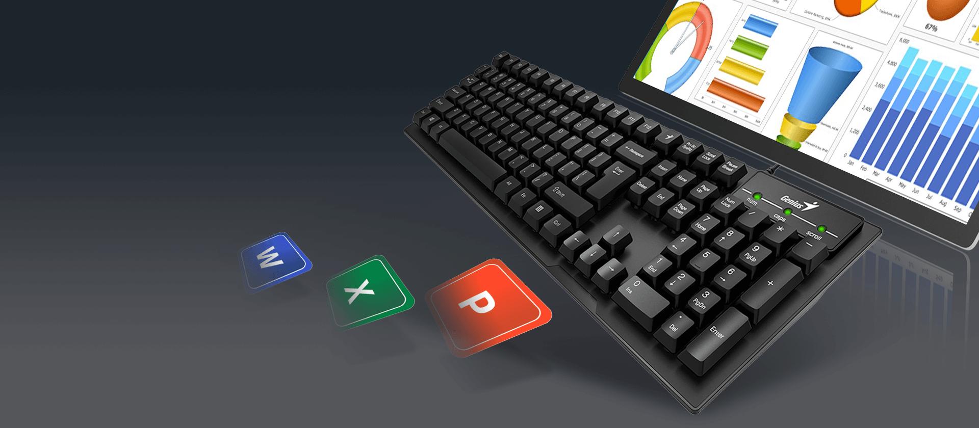 Genius | Touch Pen, Mouse, Keyboard, Headset, Speaker